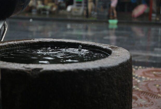 Zbiornik wody deszczowej – ozdoba czy szpetota ogrodu