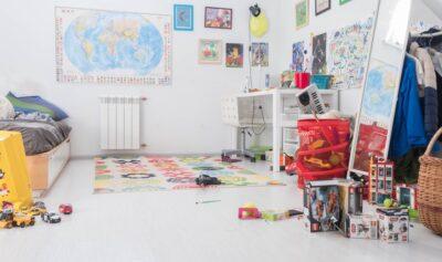 Jakie atrakcje w pokoju dziecka Jak urządzić pokój dziecka, aby długo się nie nudziło
